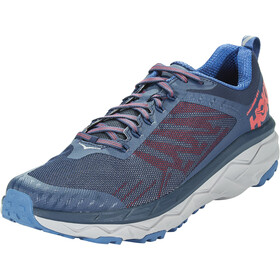 Hoka One One Challenger ATR 5 Chaussures Homme, dark blue/high risk red